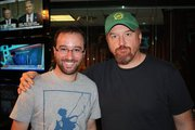 Travis and Louis CK